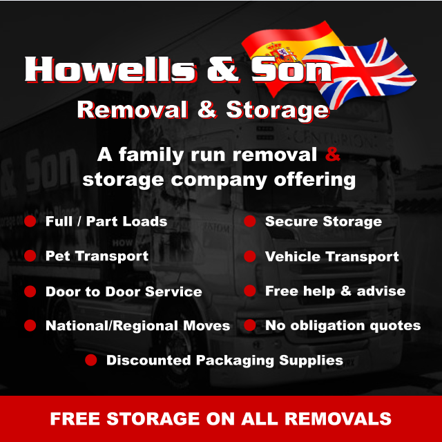 Howells & Sons - Removal & Storage company